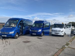 Dean Travel Fleetwood Mini Coaches