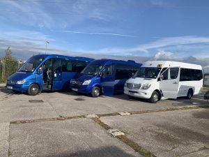 Dean Travel Fleetwood Mini Coach